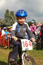 Cyklistický závod pro nejmenší